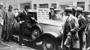 Följderna av 1929 års börskrasch