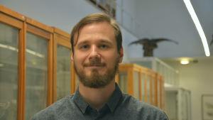 Profilbild på forskare Jani Sormunen.