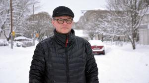 Porträtt av Patrick Ragnäs.
