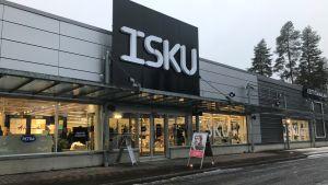Iskus och Keittiömaailmas affär.