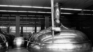 Mallasjuoma OY:n olutpanimo Lahdessa v. 1978