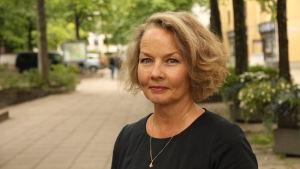 Hanna-Leena Hemming, verksamhetsledare på Finlands ekonomer