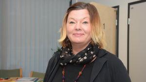 Annika Rehn, överskötare.