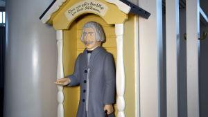 Fattiggubbe i Kvevlax kyrka