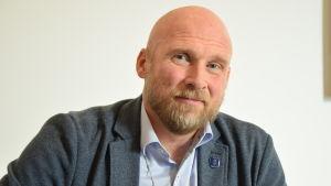 Polisinspektör Måns Enqvist.