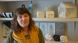 Profilbild på Stella Tiisala.