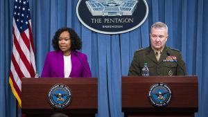 Enligt det amerikanska försvarsministeriets talesperson Dana White och generallöjtnant Kenneth McKenzie Jr var attacken lyckad på alla sätt och vis.
