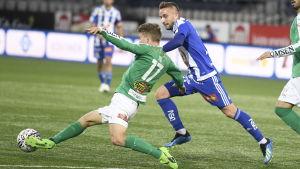 Robin Sid, HJK-IFK.
