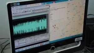 Arkivering av radioprogram.