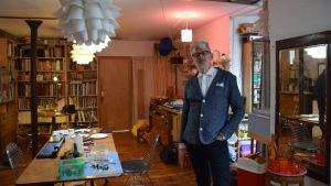 Michael Czerwinski i sin studio