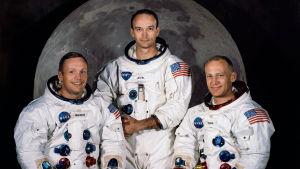 Ensimmäinen ihminen laskeutui Kuun kamaralle heinäkuussa 1969, mutta idea Kuun valloituksesta syntyi jo paljon aiemmin.