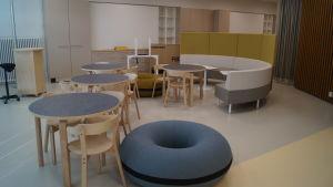Språkbadsskolan i Jakobstad.
