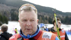 Reijo Jylhä, Finlands skidlandslagstränare, Tour de Ski 2015