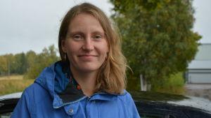 Anne Levin är emot en fusion mellan Korsholm och Vasa.