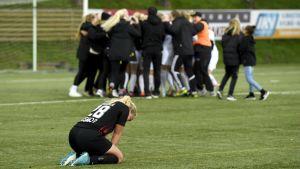 PK-35 föll på kalkstrecket i ligan, förlorade sista matchen mot FC Honka.