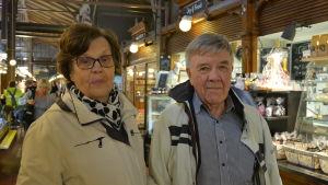Else-Maj och Bo-Erik Hildén.