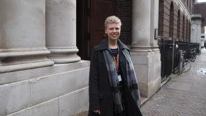 Evelina Skarp i London