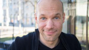 Toimittaja Aleksis Salusjärvi