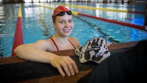 Uimari Ida Hulkko