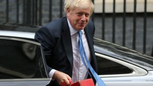 Boris Johnson 25.9.2019