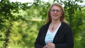 Den italienska matematikläraren Sara Pradarelli.