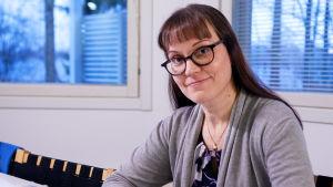 Forskare Katri Otonkorpi-Lehtoranta.