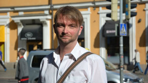 Spelutvecklare Rainer Engblom