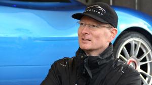 Pasi Pennanen, mannen bakom superelbilen Toroidion.