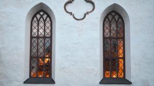 fönster i borgå domkyrka