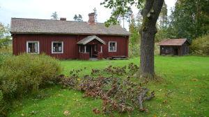 Hembygdsmuseet Sibbesgården i Sibbo.
