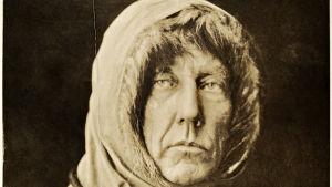 Polarforskaren Roald Amundsen ca 1920