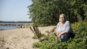 Anne Mannermaa, Vihertuotantopäällikkö, Espoon kaupunki