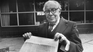 Charles Francis Richter är mannen bakom Richterskalan.
