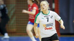 Johanna Hilli i Grankulla IFK.