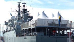 Sveriges försvarssamarbete med USA väcker förundran i Finland