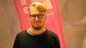 Oskar Yrjölä.