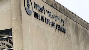 Synagogan Tree of Life i Pittsburgh, Pennsylvania, USA