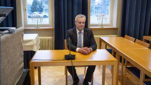 SDP:s ordförande vid rättegången gällande Kittilä kommunledning.
