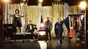 Programledarna i Melodifestivalen 2019