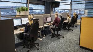 Danske Bankin chat-palvelu