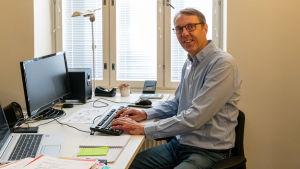 Rektor Anders Nordström