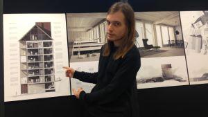 Lars-Erik Mattilan ehdotus tulevaisuuden kerrostaloksi