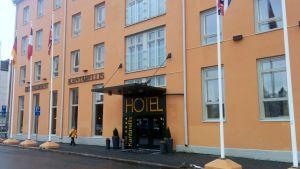 Hotel Kantarellis i Vasa.