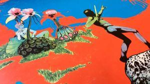 Skivomslag från Uriah Heep.