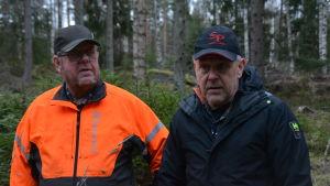 Sven Eriksson, Magnus Träskman