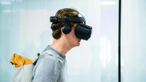 VR-kokemus