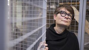 Eeva Seppänen, materiaalipäällikkö, YIT.