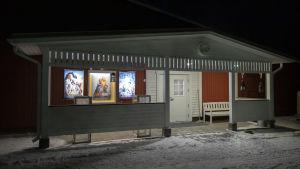 Teatteri Jurvan rakennus