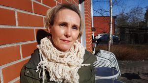 Veronica Lundqvist är ledande socialarbetare för familjetjänster i Kyrkslätt.