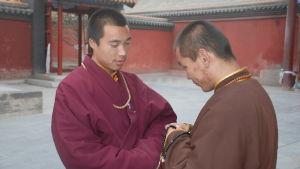 Mongoliska buddhister